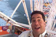Ferris Wheel Wedding