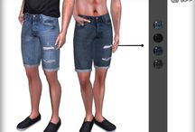 ts4- Male cc clothes