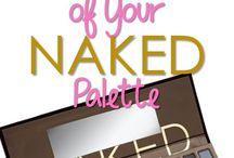 Makeup? Yes, please! / by Carol Davis-Nieman