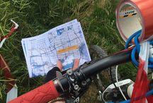 VTT 7 juin 2015 / 3ème randonnée VTT d'Auger, avec un double parcours de 15kms et de 49kms. Dénivelé léger : 450m de +.