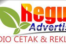 Regulo Adv. / Studio Cetak & Reklame