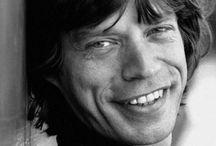 Mick Jagger / Icoon
