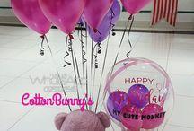 Balloon gemash