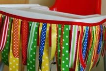 First Birthday Party Ideas / by Nicole Roberts