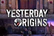 YESTERDAY ORIGINS / Yesterday Origins is the new adventure game developped by the talented team of Pendulo Studios famous for the Runaway saga.   More infos about Yesterday Origins to come on :  https://www.facebook.com/microids / by Microïds Official