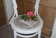 Shabby Chic Chairs / by Alison moffett