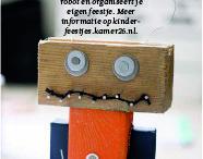 Robots / Robots diy voor de kids