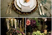 Table Beauty / by Jasmine-Lee Thibert
