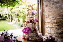 Naked Wedding Cakes / Some of our delicious rustic naked / semi naked wedding cakes and some other inspirational ideas! Yes please!