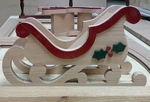 Sleighs / by L&G Designs