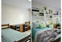 Student Bedroom Decor Inspo