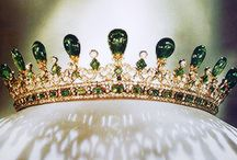 Crowns and tiaras / by Meredith Love