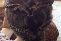 Hair / Gorgeous hair designs! / by Shelby
