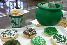 Themed Donuts / Various Themed Donuts that we create.