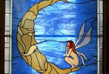 Stained glass / by Darlene Moss