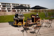 Coffee bikes / Interesting mobile Coffee Concepts
