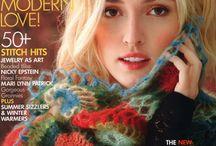 Vogue Crochet/Knitting