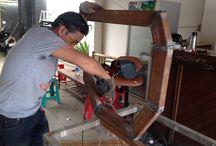 Homs made Planishing hammer