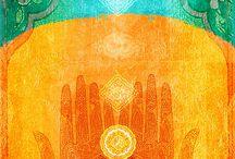 Energy healing / Ενεργειακές θεραπείες / Για το ρέικι και την θεραπεία με φως...
