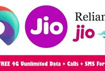 Reliance Jio Preview offer : Access  FREE Unlimited 4G Data and Calles For 3 Months