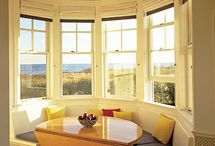 Dining room's windows