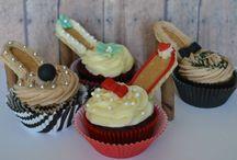 Sweet Velvet Cakes
