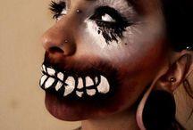 Halloween Makeup / Repin your favourite!