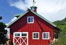 Farm house / Cute farm house ideas and barns