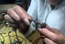Jewelry How To do / Tutorials Patterens / by Ron-Deedee Anderson