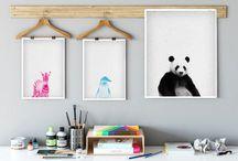   Workspaces   ♨︎ / Workspaces, Office desk, decoration, interior, design, art, atelier, studio,