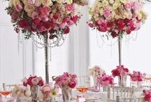 Цветочные композиции и свадебные  деревья