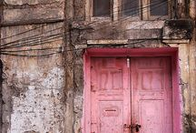 Windows, Doors, Pathways @ Steps