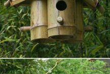 Feito de Bambú