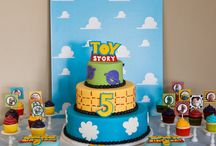Buzz and Woody party - Toy Story party