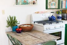 Decoration - Un lugar perfecto para la sobremesa / Preciosa colección de mesas de cocina donde tener una acogedora comida, sobremesa, reunión de amigos,... #kitchentable