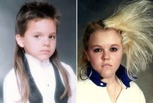 THE WORST KID'S HAIRSTYLES EVER