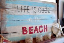 life's a beach / by Emily Suplee