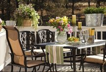 OUTDOOR / Create the perfect patio with pieces from Oak Express. / by Furniture Row