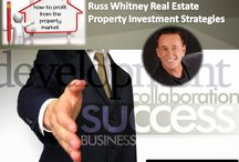 Russ Whitney Real Estate Property Investment Strategies