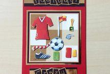 cards football