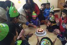Birthday Celebration / Birthday Celebration At Rhythms Kinderworld Greater Kailash-2