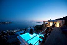 Mykonos Luxury Villas / Luxury villas for rent in Mykonos, Greece