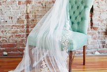 Accessorize Yourself / ou've picked out your dream wedding dress, now comes the fun part--dressing it up with accessories! With so many different options for veils, flower crowns accessories, it's hard to choose what look you want. So go through and Pin your favorites to get inspiration for your big day!