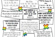 math-multiplication and division