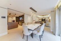 Dining Room Ideas / A selection of some of Knoetze's top quality dining room renovations in Chelsea, Knightsbridge, Kensington and Reigate | London and Surrey. Let us inspire you! www.knoetze.co.uk