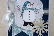 Card Ideas - Christmas / by Diane Anna