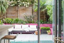 Garden inspiration for a small back garden