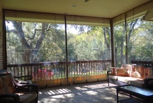 Clear Vinyl Patio Enclosure Weather Curtains By Southern Patio Enclosures    Sammon Residential