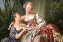 18th Century Scenes / 18th century Rococo