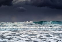 Oceans, Storms & The Sky / Beautiful pictures showing the power and beauty of the ocean